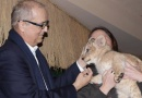 FOTOREPORTÁŽ: V plzeňské zoo dnes pokřtili lvíčka Baqira