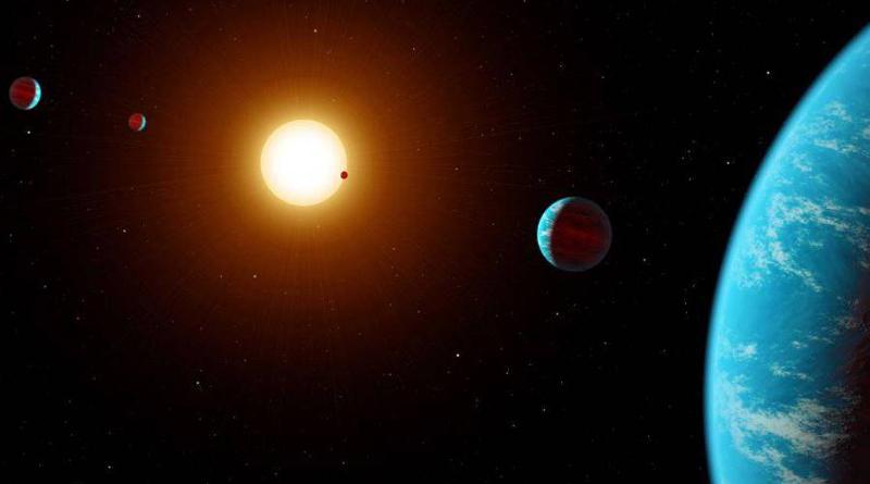 Amatérští vědci objevili nový exoplanetární systém. Dostal označení K2-138